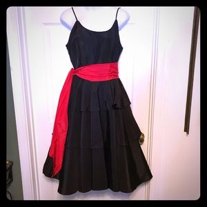 Vintage 3 tier dress.